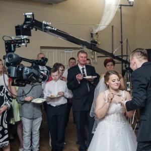 Wysięgnik TV www.studiofilm.com.pl